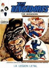 Vengadores (Vol.1) (Los) -36- La Legión Letal