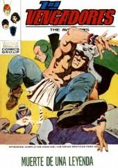 Vengadores (Vol.1) (Los) -37- Muerte de una Leyenda