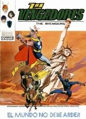 Vengadores (Vol.1) (Los) -39- El Mundo no Debe Arder