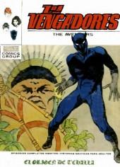 Vengadores (Vol.1) (Los) -40- El Origen de T'challa