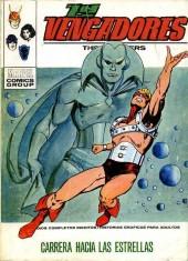Vengadores (Vol.1) (Los) -42- Carrera Hacia las Estrellas