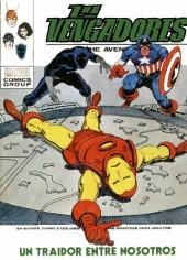 Vengadores (Vol.1) (Los) -49- Un Traidor Entre Nosotros