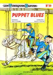 Les tuniques Bleues -39a2002- Puppet Blues