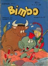 Bimbo (2e série) -52- Le petit vieux de la mer...