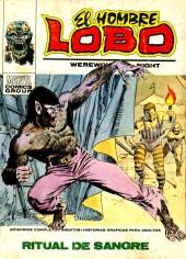 Hombre Lobo (El) (Vol. 1) -5- Ritual de sangre