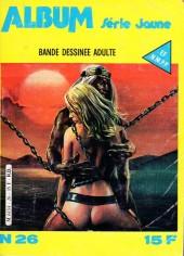 Série Jaune (Elvifrance) -Rec26- Album N°26 (n°126 et n°127)
