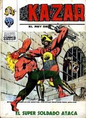 Ka-Zar (Vol. 1) -7- El supersoldado ataca