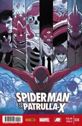 Lobezno y la Patrulla-X -36- Spiderman y La Patrulla-X. Capitulo 3.