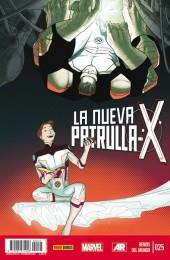 La nueva Patrulla-X -25- Los Utópicos. Prólogo
