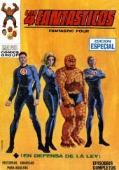 4 Fantásticos (Vol.1) (Los) -1- ¡En defensa de la ley!