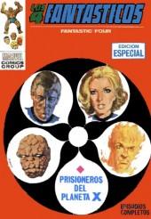 4 Fantásticos (Vol.1) (Los) -4- Prisioneros del Planeta X