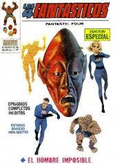 4 Fantásticos (Vol.1) (Los) -6- El Hombre Imposible
