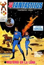 4 Fantásticos (Vol.1) (Los) -7- Misterio en la Luna