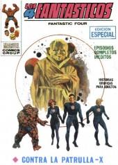 4 Fantásticos (Vol.1) (Los) -14- Contra La Patrulla-X