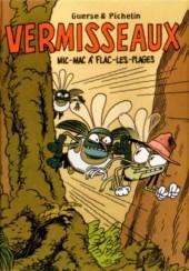 Mini-récits et stripbooks Spirou -MR4022- Vermisseaux - Mic-mac à Flac-les-Plages