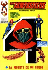 4 Fantásticos (Vol.1) (Los) -17- La muerte de un héroe