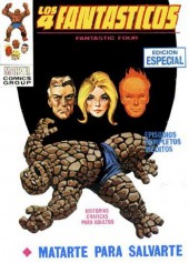 4 Fantásticos (Vol.1) (Los) -21- Matarte para salvarte