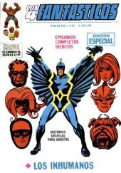 4 Fantásticos (Vol.1) (Los) -22- Los Inhumanos