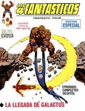 4 Fantásticos (Vol.1) (Los) -23- La llegada de Galactus
