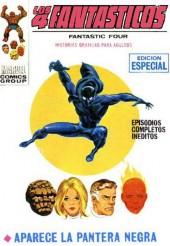 4 Fantásticos (Vol.1) (Los) -25- Aparece la Pantera Negra