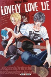 Lovely love lie -15- tome 15