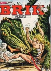Brik (Mon journal) -Rec48- Album N°48 (du n°179 au n°181)
