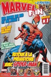 Marvel Fun -1- Retour à la préhistoire