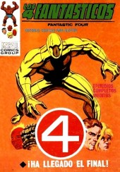 4 Fantásticos (Vol.1) (Los) -35- ¡Ha llegado el final!