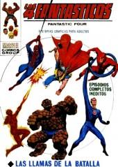 4 Fantásticos (Vol.1) (Los) -36- Las llamas de la batalla