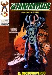 4 Fantásticos (Vol.1) (Los) -37- El microuniverso