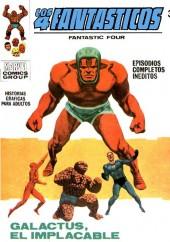 4 Fantásticos (Vol.1) (Los) -38- Galactus el implacable
