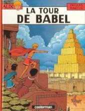 Alix -16b1988- La tour de Babel