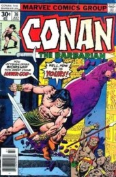 Conan the Barbarian Vol 1 (Marvel - 1970) -76- Swordless in Stygia