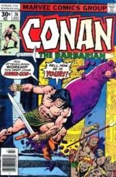 Conan the Barbarian (1970) -76- Swordless in Stygia