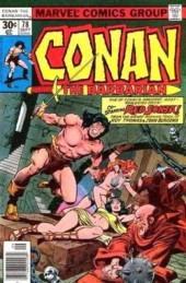 Conan the Barbarian Vol 1 (Marvel - 1970) -78- Curse of the Undead-man