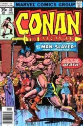 Conan the Barbarian Vol 1 (Marvel - 1970) -80- Trial by combat!