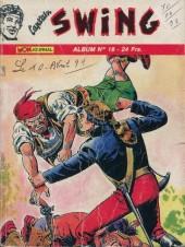 Capt'ain Swing! (2e série) -Rec18- Album N°18 (du n°52 au n°54)