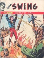 Capt'ain Swing! (2e série) -Rec21- Album N°21 (du n°61 au n°63)