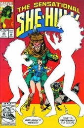 Sensational She-Hulk (The) (1989) -45- Change of mine...