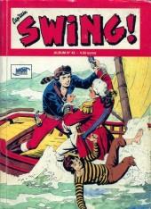 Capt'ain Swing! (2e série) -Rec42- Album N°42 (du n°124 au n°126)