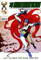 4 Fantásticos (Vol.1) (Los) -47- La dama es una bruja