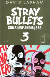 Stray Bullets: Sunshine & Roses (2015) -3- Mr. Sunshine