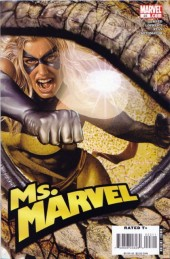 Ms. Marvel (2006) -23- Monster and marvel, part 3