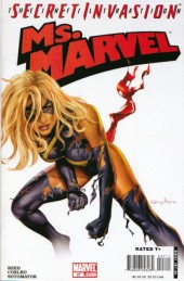 Ms. Marvel (2006) -27- Secret invasion: part three