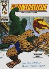 4 Fantásticos (Vol.1) (Los) -62- El retorno del monstruo