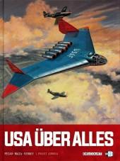 USA über alles -1- Projet Aurora