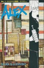 Alex (1994) -1- Issue 1