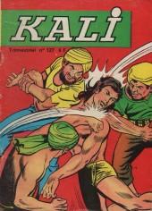 Kali -127- Le laboratoire maudit