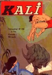 Kali -110- L'esclave des dieux