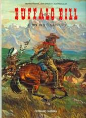 Les grands hommes de l'Ouest -a- Buffalo Bill - Le roi des éclaireurs